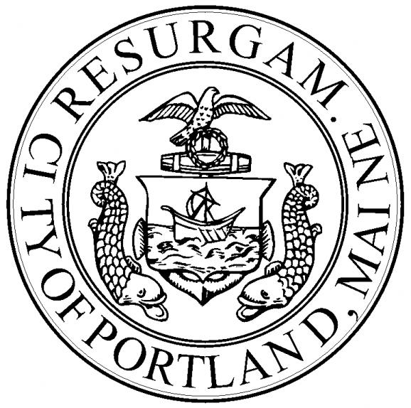Portland Maine logo